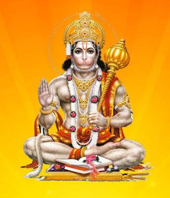 Hanuman ji image