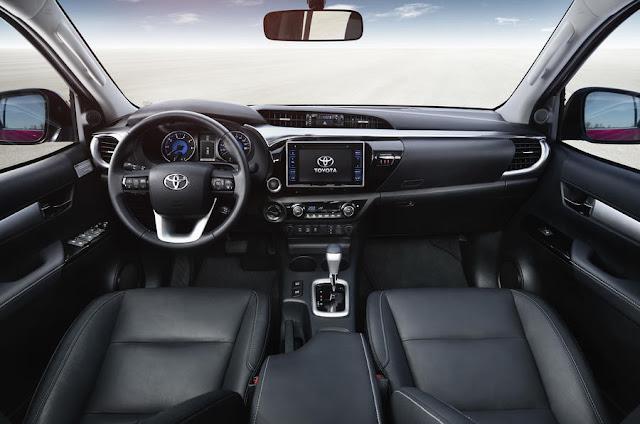 2016 Toyota Hilux Invincible Double Cab