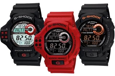 G-Shock GDF-100 ซีรี่ย์