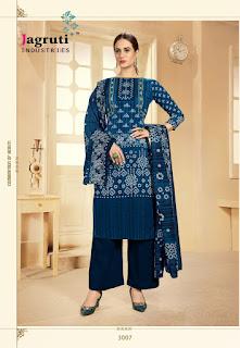 Jagruti Bandhani print vol 3 Cotton dress material