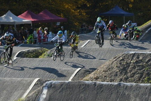 BMX race fietscross