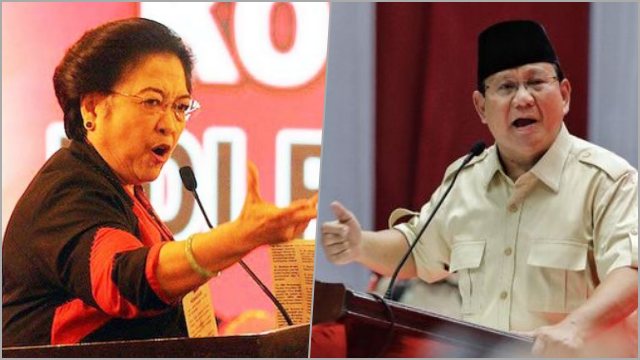 Gerindra Tampung Usulan Duet Mega-Prabowo di 2024