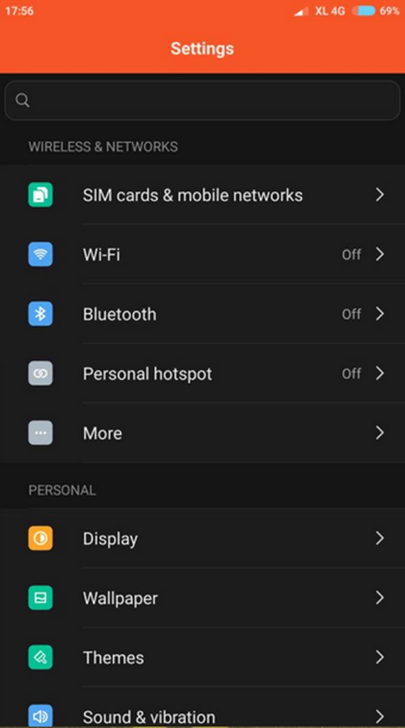 Cara Termudah Format SD Card kartu memori di xiaomi 1
