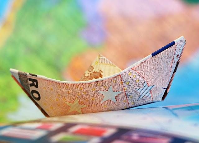 Esse euro virou um barco!