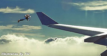 Airline Pilot Reports Man in JetPack Flying Over Los Angeles