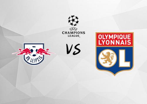 RB Leipzig vs Olympique Lyonnais  Resumen