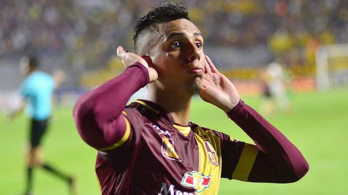 ¿Me escuchan? ¿Me oyen? Álex Castro, ex DEPORTES TOLIMA, será nuevo refuerzo de Atlético Nacional