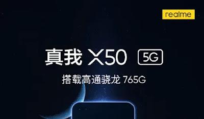 REALME Bocorkan Sistem Pendingin Untuk X50 5G, Seperti Apa?