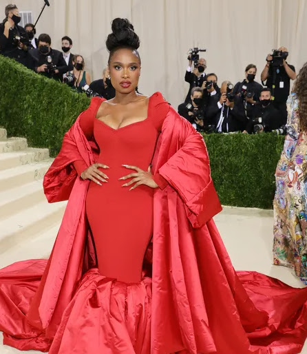 Check out the outfits of celebrities as they stormed the Met Gala 2021