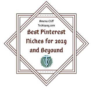 Best Pinterest niches
