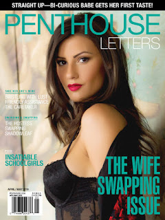 Penthouse Letters USA – Abril Mayo 2019