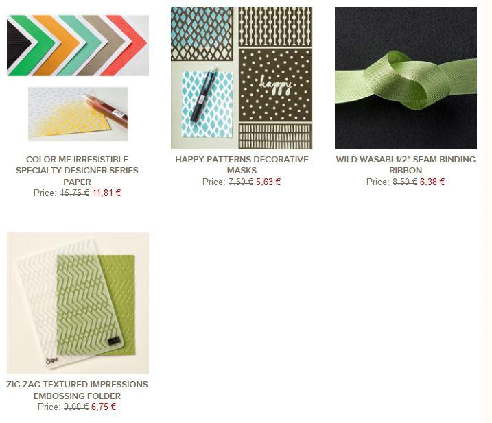 blumis kreativ blog angebote der woche. Black Bedroom Furniture Sets. Home Design Ideas