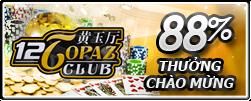 Tin mới: Chơi slot game nhận thưởng 3,000,000 VNĐ tại 12Topaz Club
