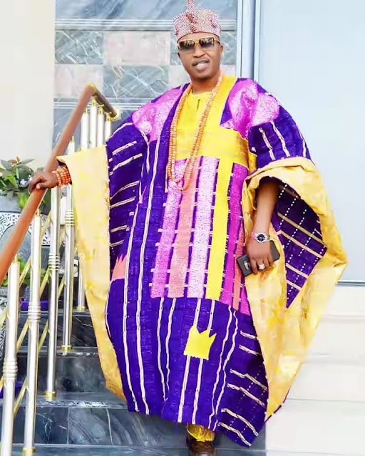 Oluwo Of Iwo Offers Himself As A Sacrifice To Save The World From Coronavirus (Video)