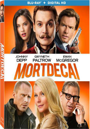 Mortdecai 2015 BRRip 800MB Hindi Dual Audio 720p Watch Online Full Movie Download bolly4u