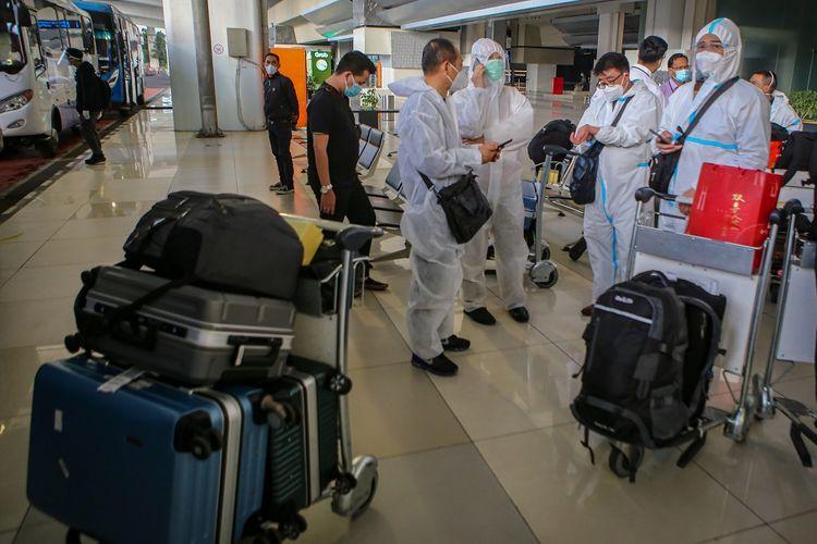 PPKM Darurat Ketatnya Minta Ampun, Tapi 20 Warga Asing Malah Sukses Bobol Penerbangan di Bandara