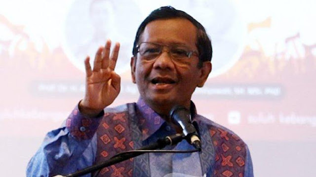 Mahfud MD Tidak akan Pilih Firli Bahuri untuk KPK jika Ikut Voting: Kalau Tak Cocok Jangan 'Nyempal'