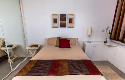 Self Catering Apartment Accommodation Milnerton Bedroom, Cape Town