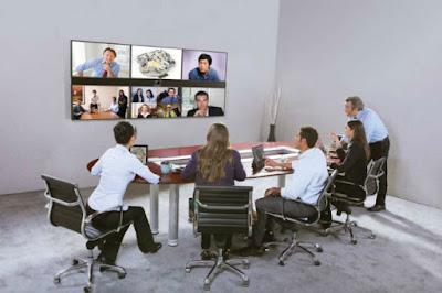 Họp giao ban với giải pháp hội nghị truyền hình Avaya