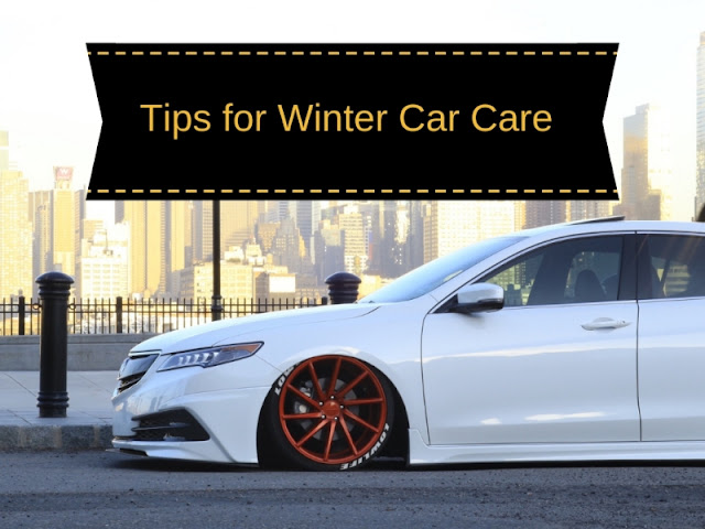 Tips for winter car care