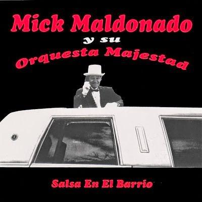 SALSA EN EL BARRIO - MICK MALDONADO Y SU ORQUESTA MAJESTAD (2014)