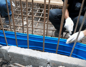 Yuk Kenali Cara Pemasangan PVC Waterstop Disini