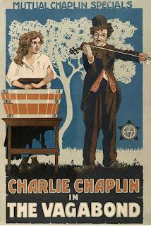 Charlie Chaplin The Vagabond