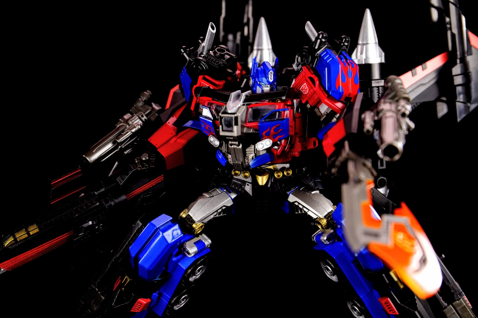 Perfact Effect PE-DX10 Jetforce Review Commander Jetpower Optimus Prime