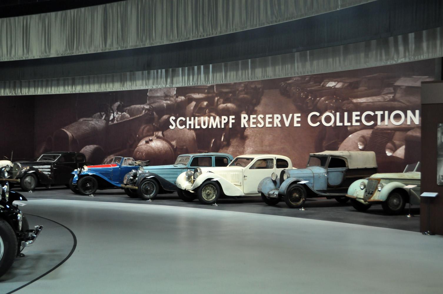 Collection Schlumpf