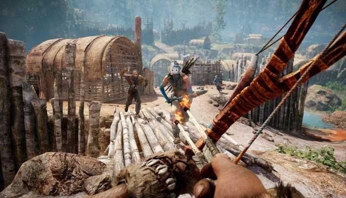Far Cry Primal Free PC Game Download