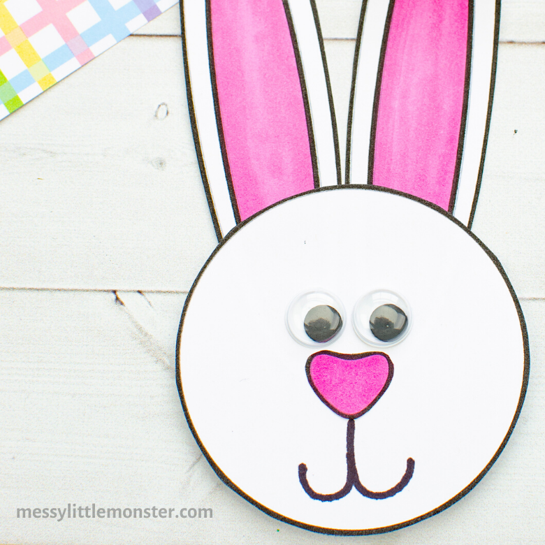Easy bunny craft