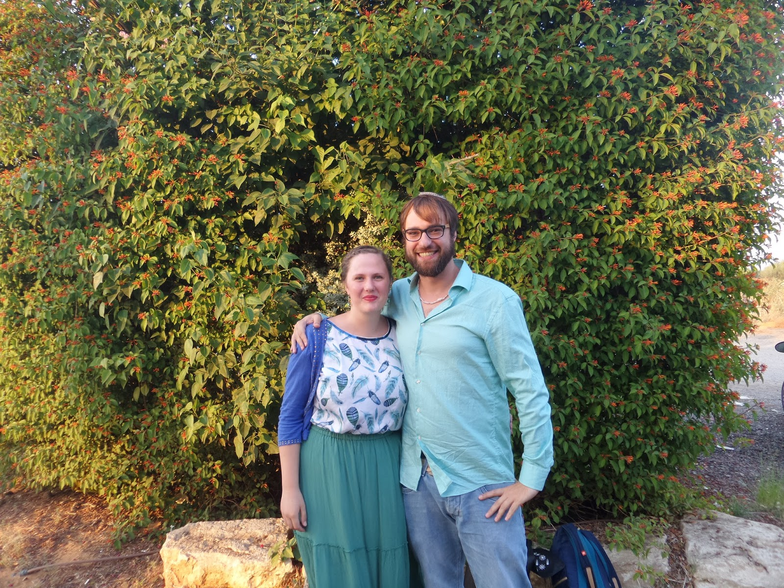 Daniel And Frieda Travel The World October 2016