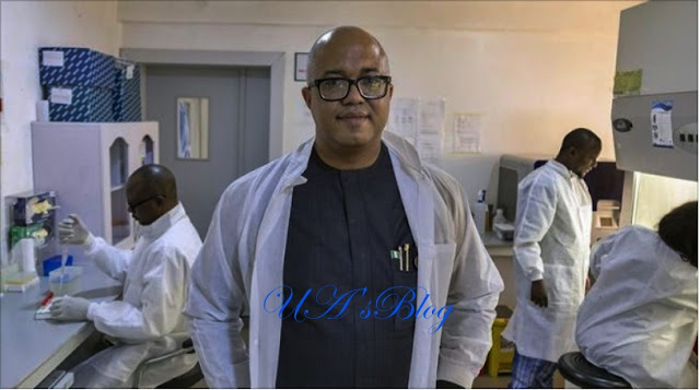 DG of Nigeria disease control agency quarantined after China trip
