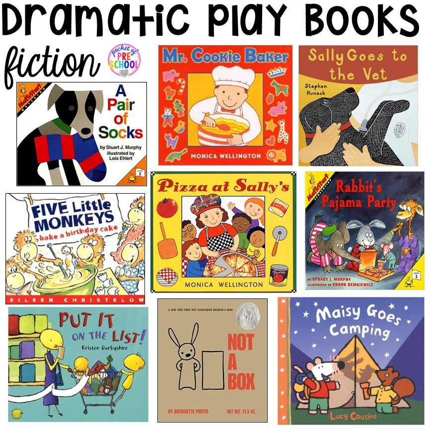 Kindergarten Books: How To Set Up The Dramatic Play Center In An Early