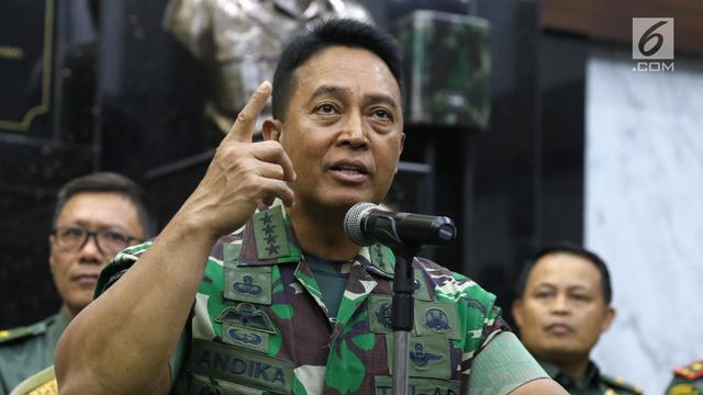 Buntut Penyerangan Polsek Ciracas, KSAD: Lebih Baik Kehilangan Prajurit daripada Nama TNI Rusak