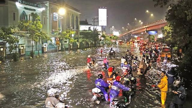 Soal Banjir, Sebenarnya DPRD Surabaya Sudah Mengingatkan Tapi Tak Diindahkan Pemkot