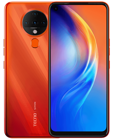 Tecno Spark 6 Launched with 6.8 Display, Helio G70, Quad Cameras