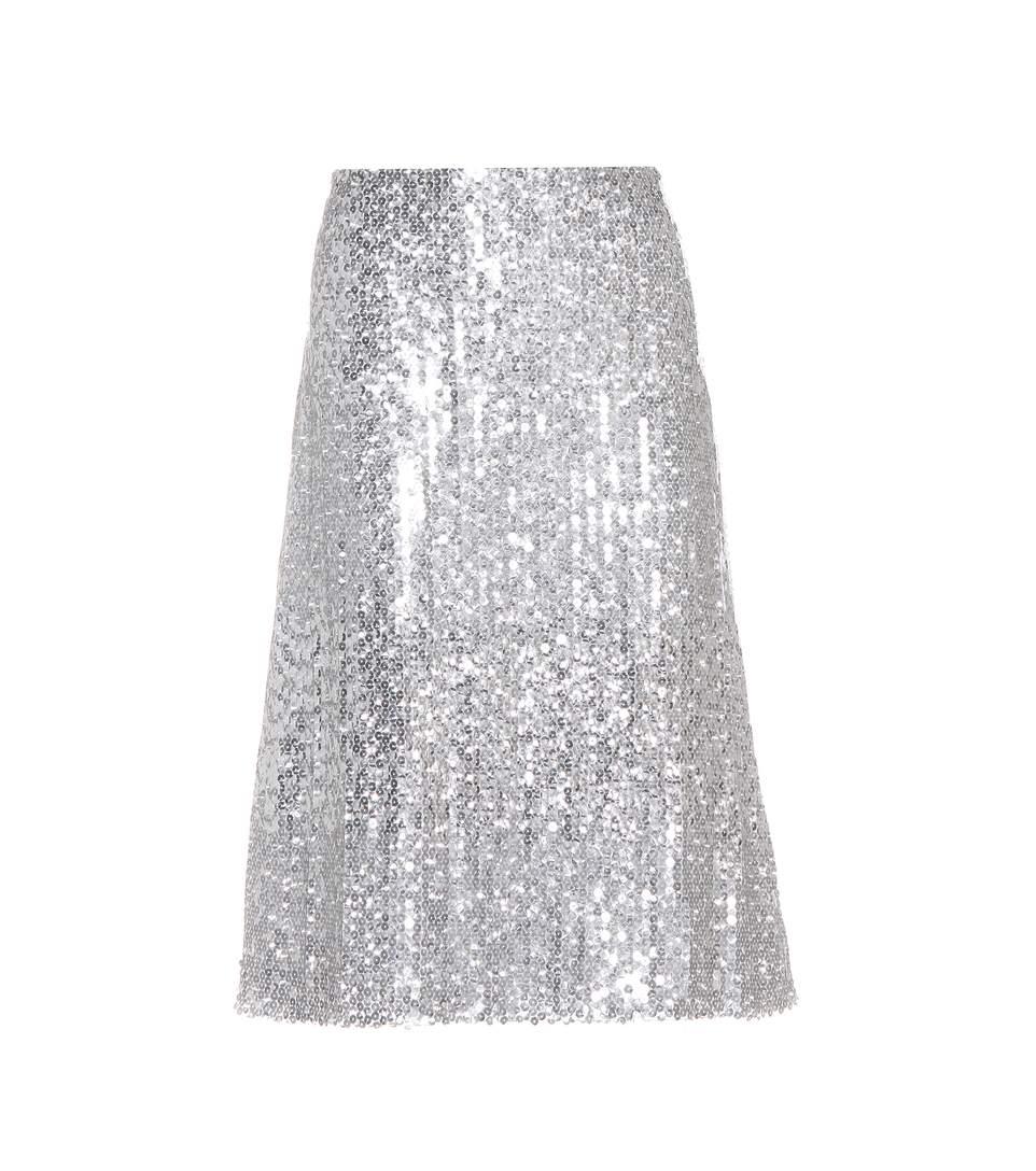 6c78313748 Isabel Marant Jeanne metallic coated cotton-blend mini skirt, at  net-a-porter.com.