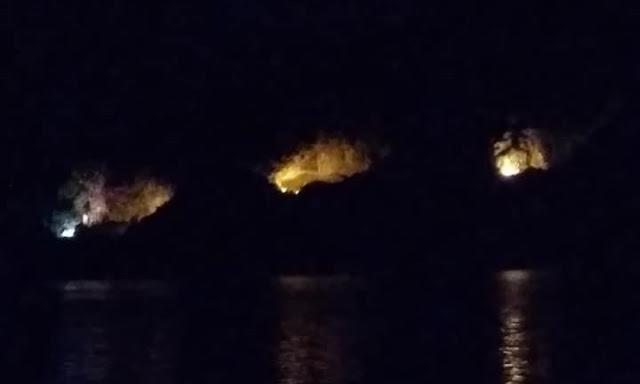 Φωταγωγήθηκε με νέο εξοπλισμό το σπήλαιο Φράγχθι στην Κοιλάδα Ερμιονίδας