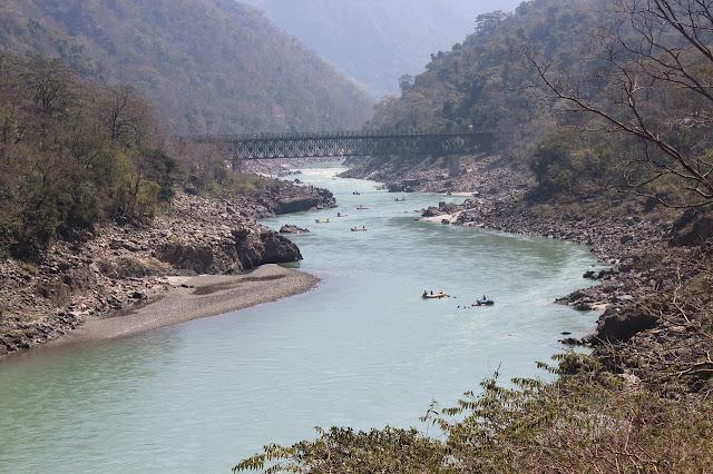Raft River View