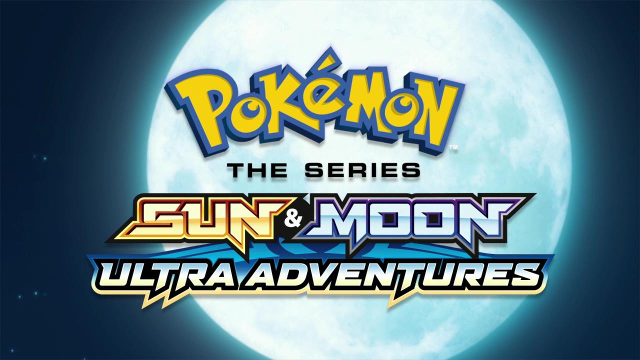 Pokémon, a Série: Sol e Lua - Ultra-aventuras