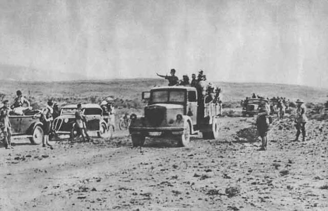 3 August 1940 worldwartwo.filminspector.com Italian troops British Somaliland