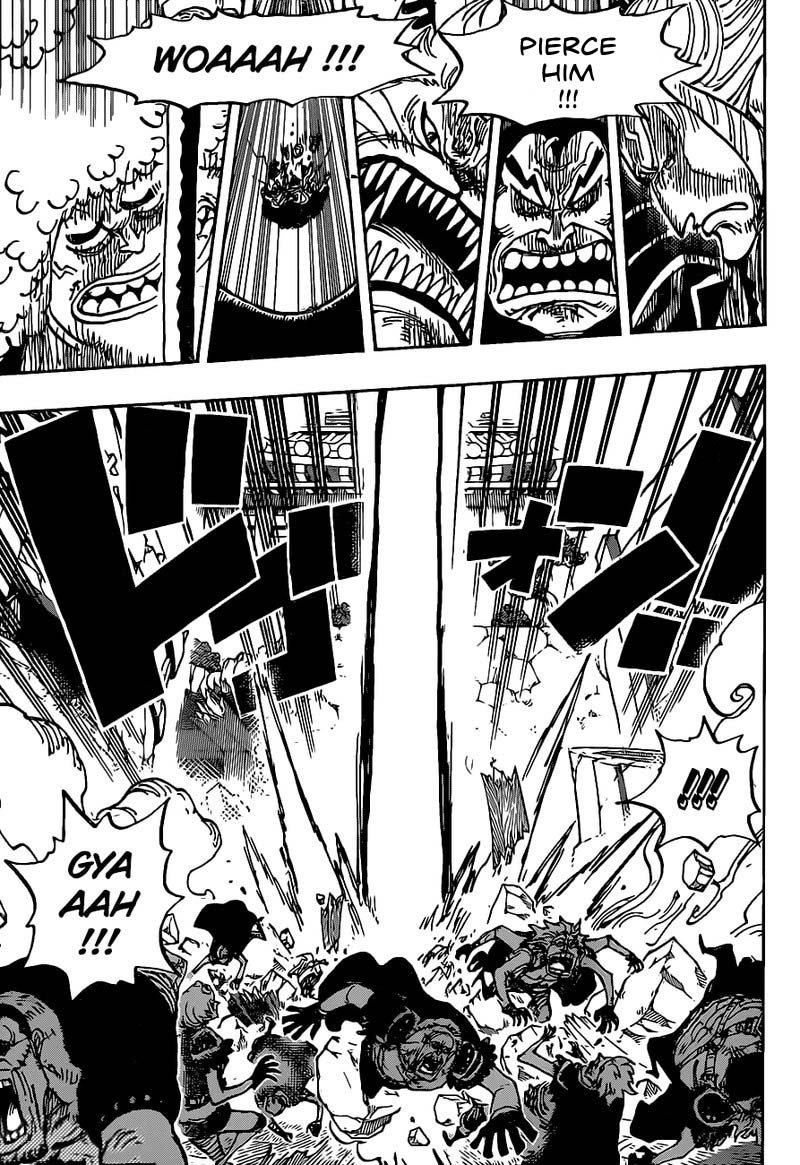 One Piece Manga Chapter 987 - Image 006