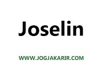 Lowongan Kerja Bulan Mei 2021 di Joselin Yogyakarta