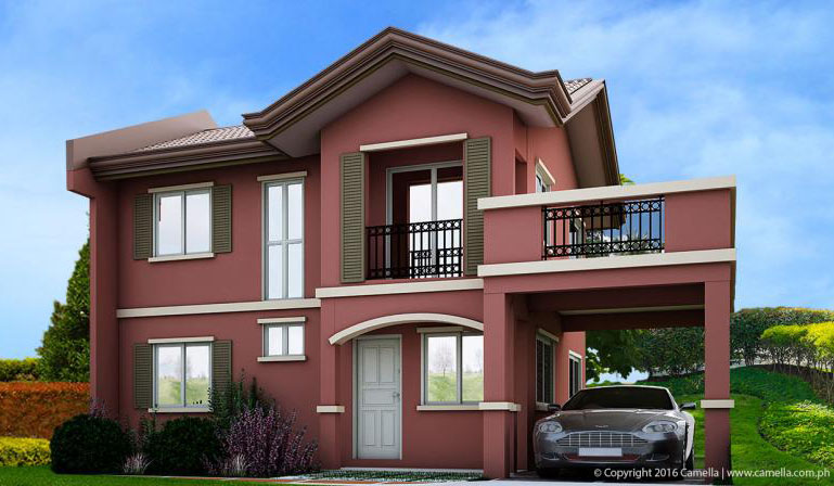 Freya - Camella Dasmarinas Island Park| Camella Prime House for Sale in Dasmarinas Cavite