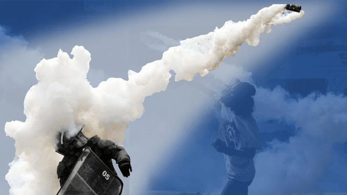 Bagaimana Melindungi Diri dari Paparan Gas Air Mata? Belajar Sampai Mati, belajarsampaimati.com, hoeda manis