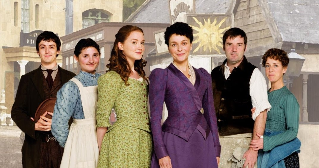 You Me And A Cup Of Tea Tv Series Review Lark Rise To