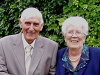 Mr and Mrs Edgar Stern of Kent, England