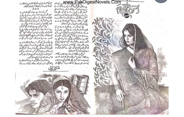 Aas Baqi Hai (Complete Novel) By Sidra Hayat Pdf Free Download
