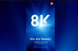 Xiaomi Siap Hadirkan Smart TV 8K Tahun ini